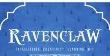 Ravenclaw/Ravenklauw / Ravenclaw