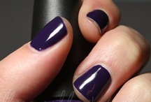 Color me #Nails / by Gina Pietersz