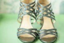 Dazzling Footwear / by Wedding Paper Divas