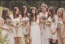 Bridal Party / by Wedding Paper Divas