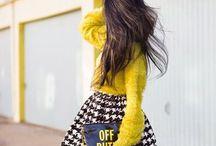 Moda / Inspirações de Looks !♡
