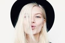 Fashion | Hat / How to wear a hat? Hat inspiration!