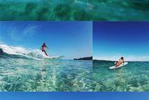 Sun Sea Surf / by Lien Dobbelaere