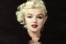 Marilyn. / by Kr♡sta M