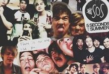 five sauce. /  •5SOS Fam• / by ⓚⓐⓣ