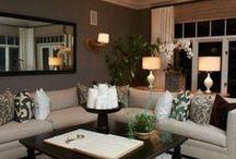 Interior Design / Color scheme and design  / by Sherri Lang