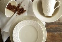 For the Home: Tableware