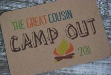 Cousin Camp 2015 / Our family will be hosting our first ever cousin camp! I'm so excited this board is a way to organize fun ideas and activities we can do during the week!  / by Shalise Mein
