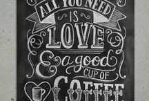 Coffee / Coffee Love / by Alegria Shoe Shop
