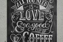 Coffee / Coffee Love / by Alegria Shoe Shop