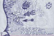 2009-2012 / Школьные рисунки