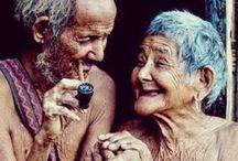 Elders / The wise ones among us. Respect your elders :)
