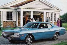 1972 Dodge Demon... My 1st Car