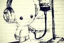 For the love of music♬