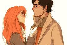 Harry x Ginny