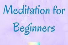 Meditation for Beginners / Teaching beginners how to meditate