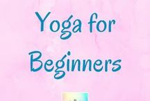Yoga for Beginners / The best guides for yoga beginners