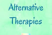 Alternative Therapies / Natural and Holistic Therapies for people seeking Alternative Treatments