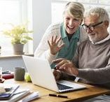 Age in Place Caregiving / 86% of seniors plan to age in place, which is natural to not want to leave familiar surroundings. It's not for everyone though. Ideas, tips, and issues for aging in place.