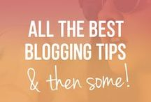 >> Pro Bloggers & Blogging Tips | Blog it Better Tribe Board / <<Quality Info About Blogging: For Bloggers, By Pro Bloggers >> :: Message me for invite :: Max 3 of your own pins/day & no duplicates. CONTRIBUTORS MUST REPIN OTHERS' PINS. No spam/ads/sales/products/lead pages/courses. Only Quality Blogging Tips & Attractive Vertical Pins --> Bloggers, Influencing, Blog Growth, Blog Monetization, Professional Blogging, Blogging Tools, Blogging Tutorials, Blogging for Beginners, New Blogger Tips, Blog Traffic Tips, SEO, Newsletter Marketing Tips