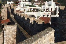 Marmaris Kaleiçi / Old Town / Bu pano Marmaris Kalesinin de içinde bulunduğu bölgenin fotoğraflarını içerir.