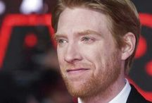 Domhnall Gleeson❤️ / My ginger puppy❤️