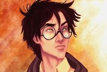 Harry Potter Fan(atic) / My repository for all things Potter, my guilty pleasure. / by Scott Gipson