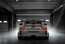 Porsche / by Jayson