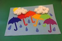 Children's Crafts / by Rosemary Rossteuscher