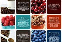 food - tips - nutrition / Nutrition tips, cooking shortcuts, interesting food substitutes / by Sonja McLaughlin