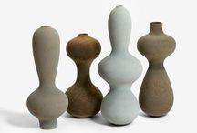 Ceramics vases and pots / by Lies van der Velde