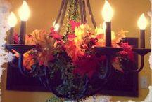 Autumn Decor / by Sherry Nowicki
