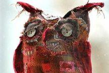 Art Ed. Owls
