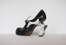 Shoes extreme but beautiful / Difficult walking shoes / by Lies van der Velde