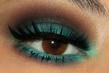 makeup / by Ruth Ilena