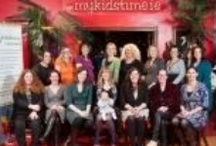 Meet the Mykidstime Team / We're all parents and we love finding, creating and sharing great ideas for other parents