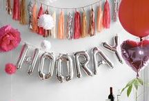 Party Planning / by Nicolette Glasure