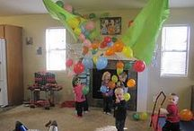 New Years' Eve/Christmas Eve Ideas / Fun ways to ring in the New Year with children- fun for Xmas eve too! / by Kelly Butcher