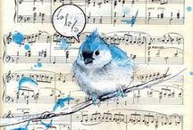 Art Ed. Birds