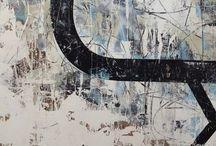 Art - abstract / by Lies van der Velde