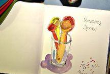 ART ED - sketchbooks