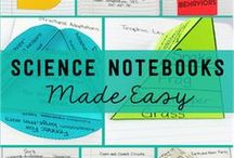 Interactive Science Notebooks / Ideas for elementary science interactive notebooks and journals