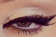 Eyes / Eye makeup. / by Sherry Nowicki