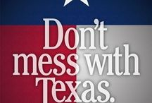 Texas Things/People / Texas / by Jeran Akers