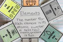 Atoms, Elements, and Compounds / Elements, Compounds, Atoms, Science Education / by The Science Penguin