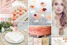 Pink Bridesmaid Luncheon