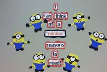 Library Book Display Ideas / Display themes inspiration. (Middle school and high school) / by Kelly Butcher