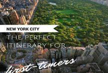 NEW YOOOOORK / Nyc trip tips