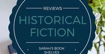 Historical Fiction Book Reviews / My reviews of historical fiction novels, plus some of my favorite reviews written by others.