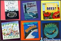 Science Picture Books / Ideas and resources for teaching science concepts with picture books / by The Science Penguin